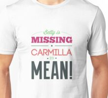 Carmilla [15] Unisex T-Shirt
