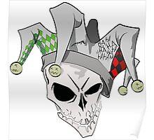 Joker Jester Poster