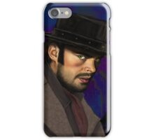 Black Hat from Priest iPhone Case/Skin