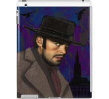 Black Hat from Priest iPad Case/Skin