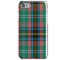 01097 Coulter Tartan  iPhone Case/Skin