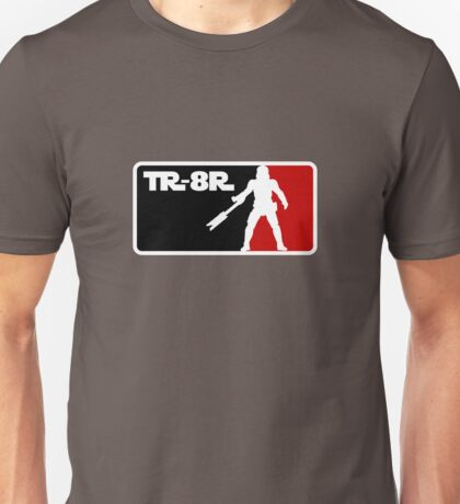 Loyal Trooper TR-8R Logo Unisex T-Shirt