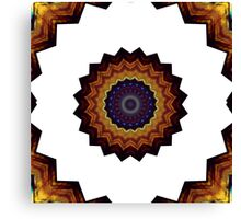kaleidoscope V Canvas Print