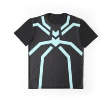 Stealth Spider Blue Graphic T-Shirt