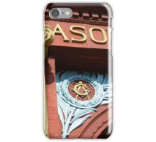 Masonic Column iPhone Case/Skin