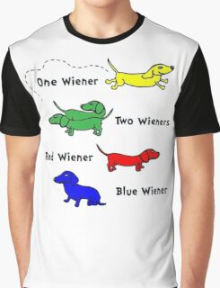 Only for Wiener Dog Lovers.! Graphic T-Shirt