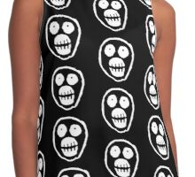 THE MIGHTY BOOSH LOGO Contrast Tank
