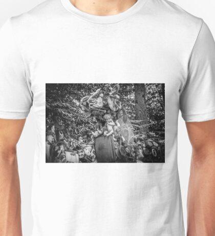 Horse head Sculpture Unisex T-Shirt