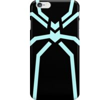 Stealth Spider Blue iPhone Case/Skin