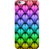 Pride Rainbow Dragon scales iPhone Case/Skin