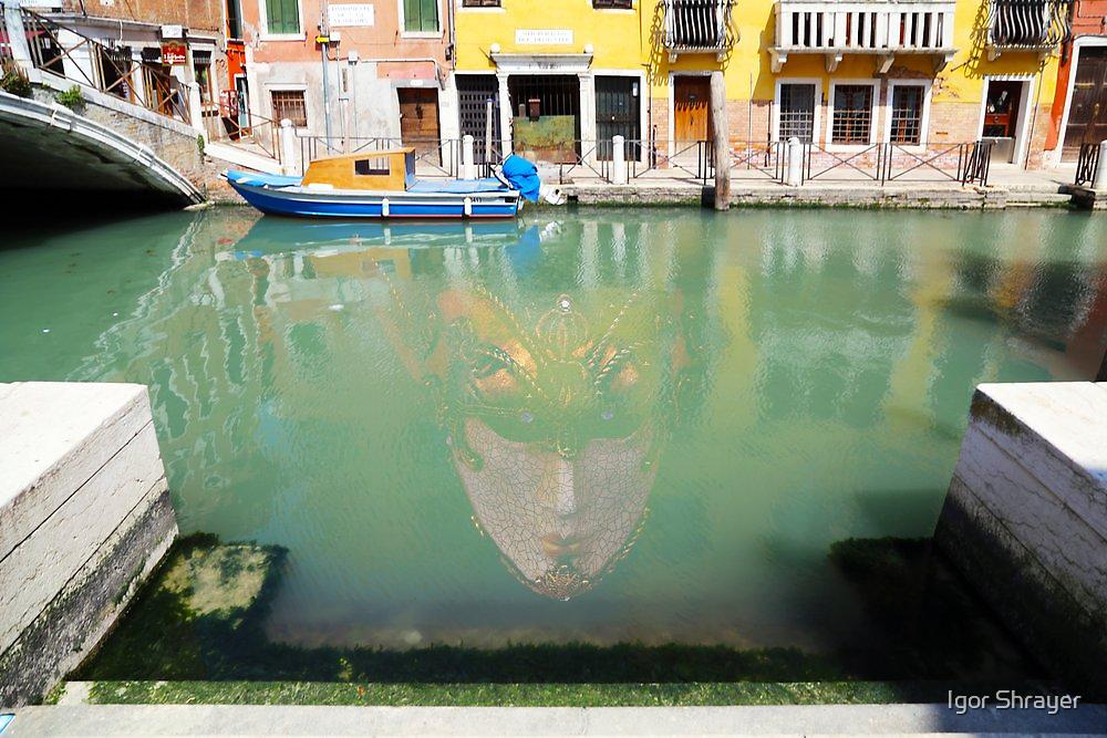 All About Italy. Venice 18 by Igor Shrayer