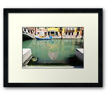 All About Italy. Venice 18 Framed Print