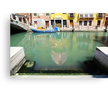 All About Italy. Venice 18 Canvas Print