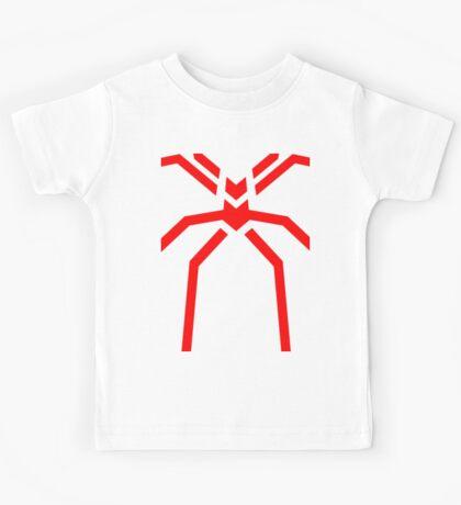 Stealth Spider Red Kids Tee