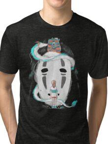 River Spirit Tri-blend T-Shirt