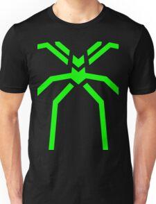 Stealth Spider Green Unisex T-Shirt