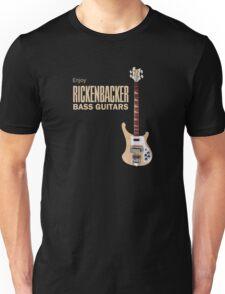 Enjoy Rickenbacker Bass Guitars Unisex T-Shirt