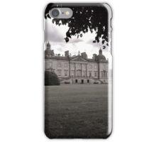 Houghton hall in Norfolk, England iPhone Case/Skin