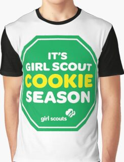 Girl Scout cookie season Graphic T-Shirt