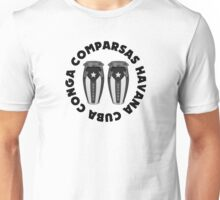Conga Comparsas Havana Cuba Unisex T-Shirt