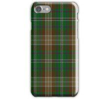 01089 Corcoran of Sherbrooke Clan/Family Tartan  iPhone Case/Skin