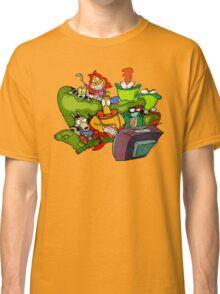Rocko's sofa Classic T-Shirt