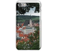 Cesky Krumlov, in the Czech Republic iPhone Case/Skin