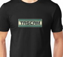 Multichannel Tascam Tape Recorder Unisex T-Shirt