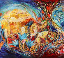The Sky Of Eternal City by Elena Kotliarker
