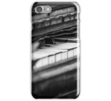 Musical Decay iPhone Case/Skin