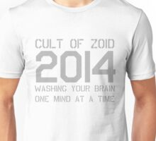 Cult of Zoid 2014 Unisex T-Shirt
