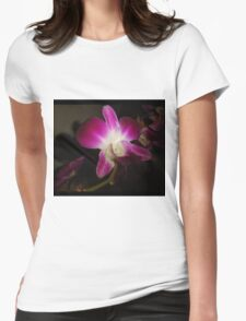 Other Orchid  Womens Fitted T-Shirt