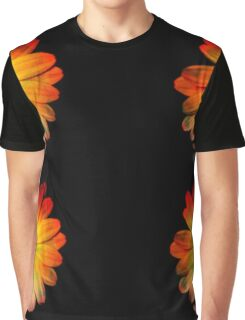 Bright flowers in the summer Graphic T-Shirt