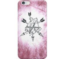 Heartstrong. iPhone Case/Skin