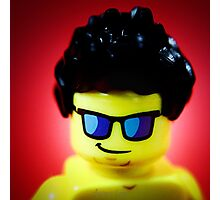 The popular Lego model! Photographic Print