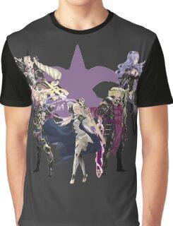 Fire Emblem Fates - Nohr Graphic T-Shirt