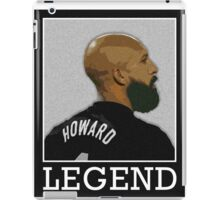 Tim Howard Legend iPad Case/Skin
