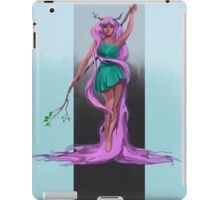 Spring fairy  iPad Case/Skin