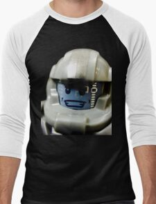 Galaxy Trooper Men's Baseball ¾ T-Shirt