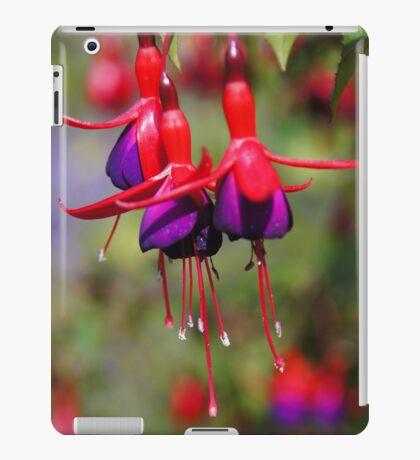 Fuchsia Bokeh iPad Case/Skin