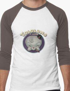 TOBOLAND is coming! Men's Baseball ¾ T-Shirt