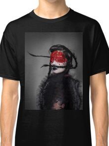 BJORK RED EYES Classic T-Shirt
