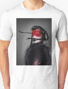 BJORK RED EYES Unisex T-Shirt