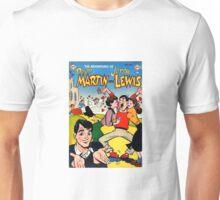 Comic genius Unisex T-Shirt