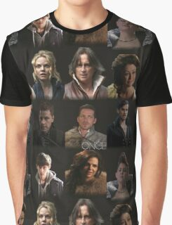 OUAT | Operation Mongoose Graphic T-Shirt