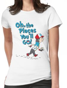 Go Trainer Go! Womens Fitted T-Shirt