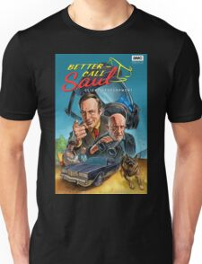 Better Call Saul Poster Unisex T-Shirt