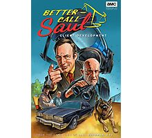 Better Call Saul Poster Photographic Print