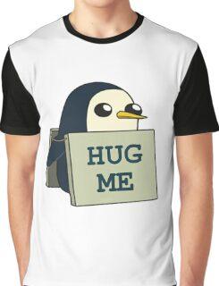 Gunther - Hug Me Graphic T-Shirt