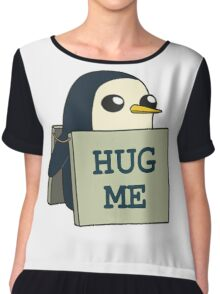 Gunther - Hug Me Chiffon Top